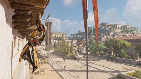 Assassins Creed Origins   Tempelberg Alexandria