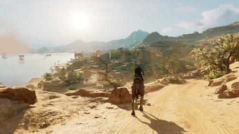 Assassins Creed Origins   Tempelgelände