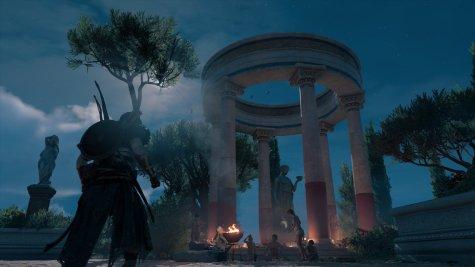 Assassins Creed Origins   Tempelriten