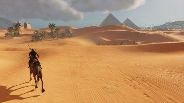 Assassins Creed Origins | Wüste