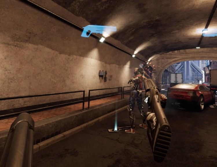 Robo Recall - Shotgun