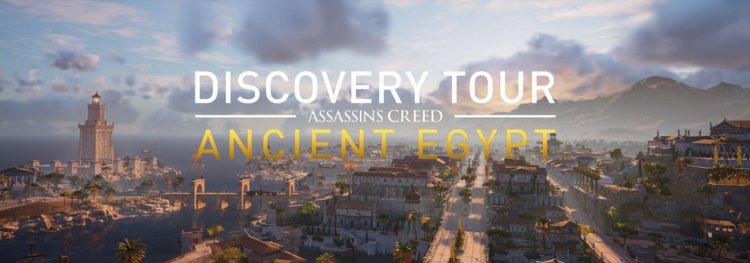 Start der Discovery Tour: Das Alte Ägypten
