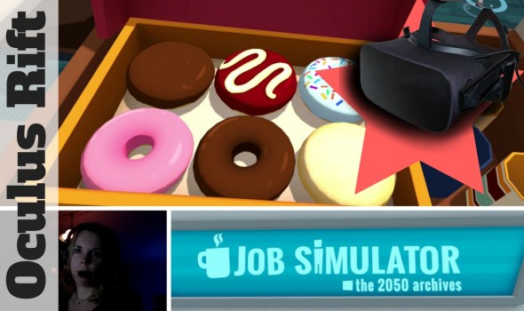 Job Simulator – Arbeiten in der Virtual Reality