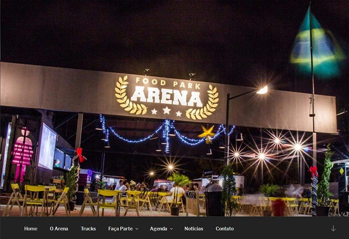Food Park Arena - Site