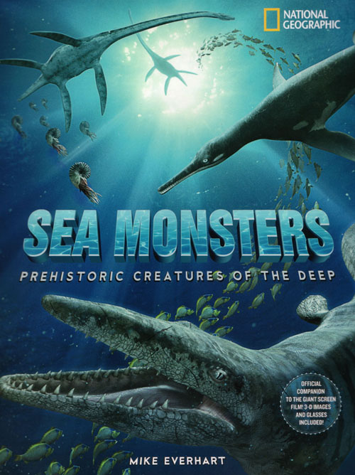 Sea Monsters book