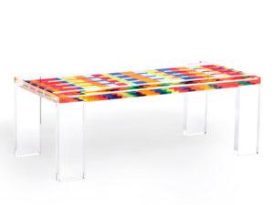 cast acrylic furnishings
