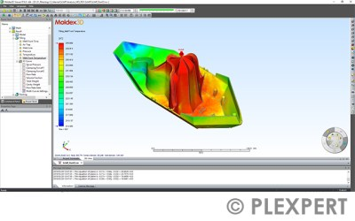 Moldex3D Viewer in Plastic Industry