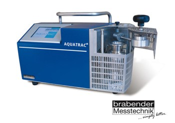 Restfeuchte - Kunststoffbranche - Brabender Messtechnik