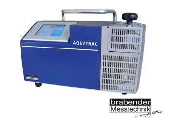 Residual Moisture in Plastic Industry by Brabender Messtechnik