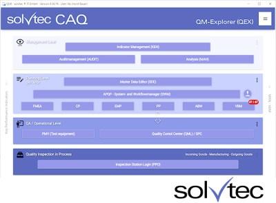 计算机辅助质量保证 (CAQ) 用于塑料工业 - SolvTec