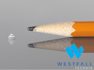Micro injection molding in Plastic Industry by Westfall