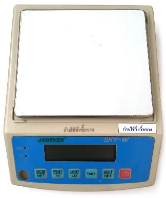 Jadever Scale Co, Model Sky-W