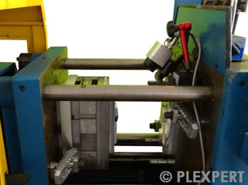红外热成像系统(IR-ThermalSystem) 用于塑料工业