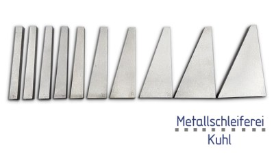 Angle gauge block in Plastic Industry by Kuhl