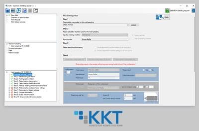 Mould sampling in Plastic Industry by KKT