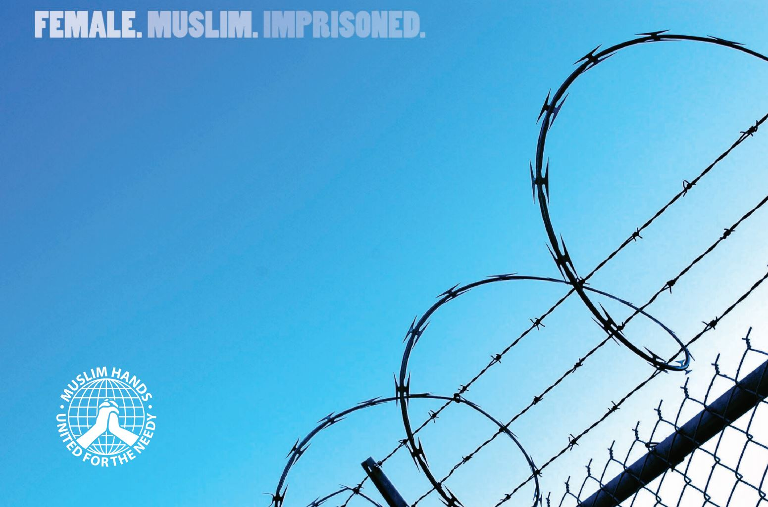 The experiences of female Muslim prisoners