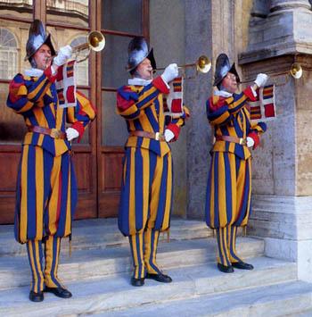 Guarda Suíça - Vaticano