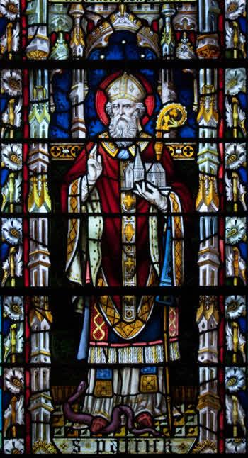São Patrício - Catedral de Carlow - Irlanda