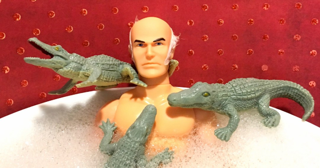 John Quincy Adams's Pet Alligator Was A Crock