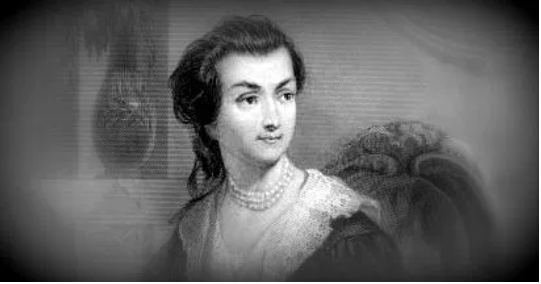 Abigail Adams and the Ghost of John Adams