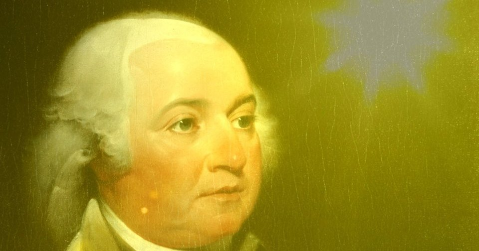 John Adams's Excuses For Not Writing You Back