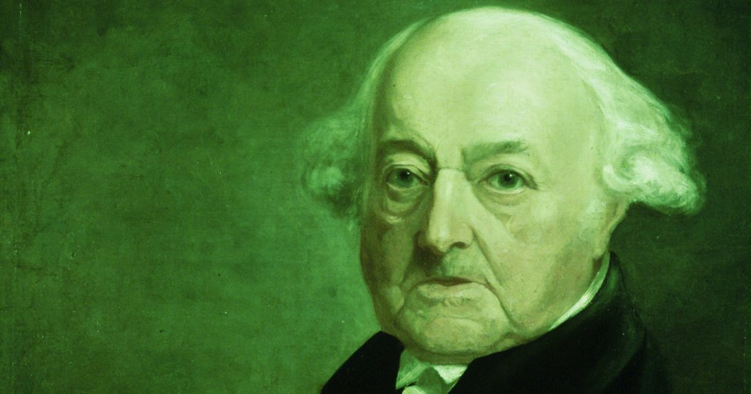John Adams: Superspreader