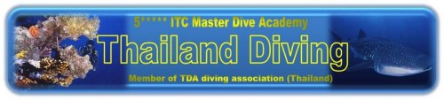 THAILAND DIVING 5*STAR ACADEMY