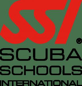 Le logo de SSI - Scuba Schools International