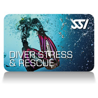 Plongeur-Secouriste-SSI-Diver-Stress-Rescue-Card
