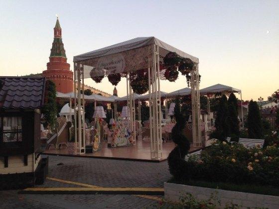 фестиваль Московское варенье 2
