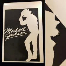 Der King of Pop auf 3D Flock
