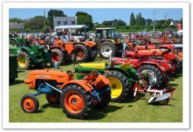 les retrovailles tracteurs