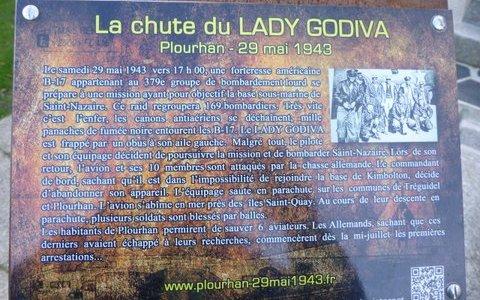 Dimanche 08 juillet 11h , 75 ans du Lady Godiva