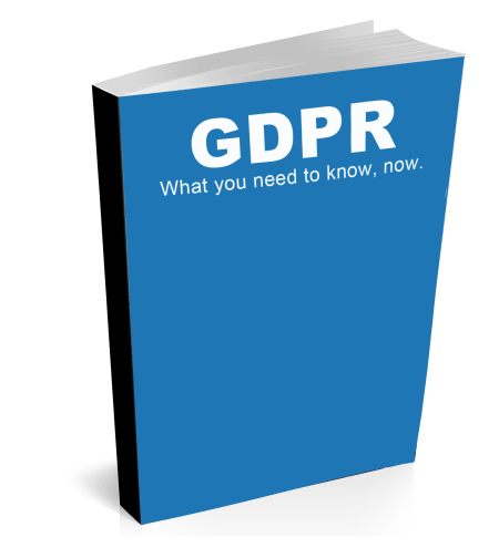 GDPR- New cover