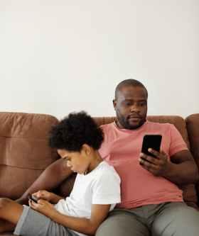 Healthy Social Media for the Entire Family PLR
