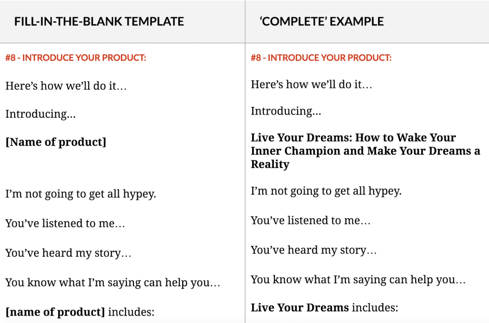 Free Webinar Template Download: 12 Ingredients to a $245,540.74 ...