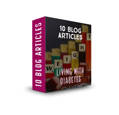 Living with Diabetes PLR Article Pack
