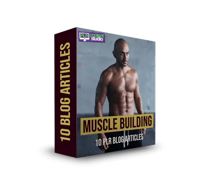 Muscle Building PLR Articles Pack