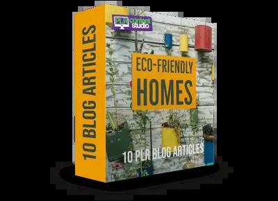 eco-friendly-homes-plr