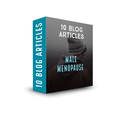 Male Menopause PLR Article & Tweet Package$9.99
