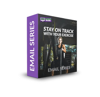 Stay On Track With Your Exercise PLR Email Series