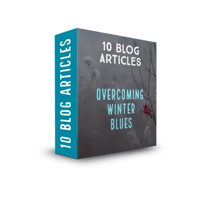 Beating The Winter Blues PLR Article Pack