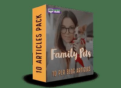 family-pets-plr-feat