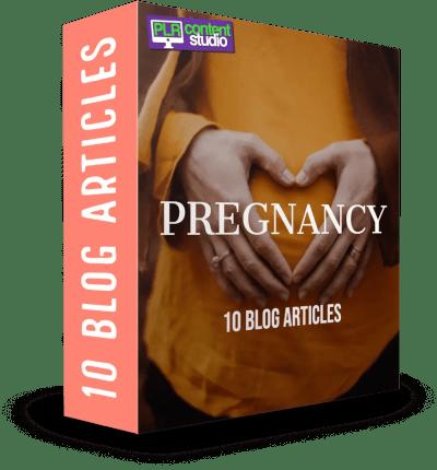 Pregnancy PLR Box