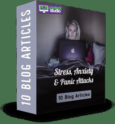 Stress PLR Box
