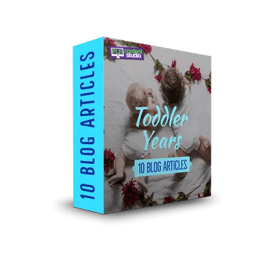 Toddler Years PLR Article Pack