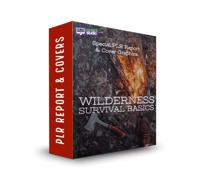 Wilderness Survival PLR Report$12.99