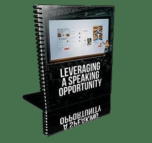 Leveraging A Speaking Opportunity from WhiteLabelPerks