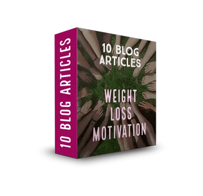 Weight Loss Motivation PLR Article Pack$7.99