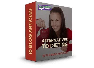 Alternatives-dieting-PLR-articles